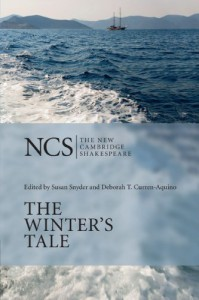 The Winter's Tale (The New Cambridge Shakespeare) - William Shakespeare