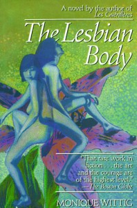 The Lesbian Body - Monique Wittig, David LeVay