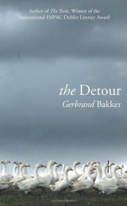 The Detour - Gerbrand Bakker