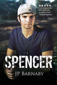 Spencer (Survivor Stories #3) - J.P. Barnaby
