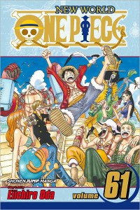 One Piece, Vol. 61: Romance Dawn For the New World - Eiichiro Oda