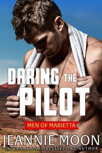 Daring the Pilot - Jeannie Moon