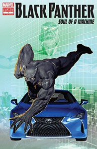 Black Panther: Soul Of A Machine (2017) #1 Kindle & comiXology - Fabian Nicieza, Ariel Olivetti, Andrea DiVito