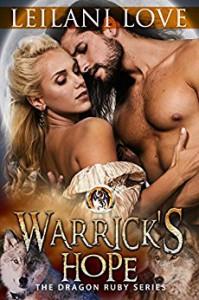 Warrick's Hope (The Dragon Ruby Series Book 4) - Leilani Love, S.L Carpenter