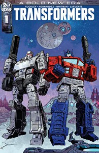 Transformers (2019-) #1 - Brian Ruckley