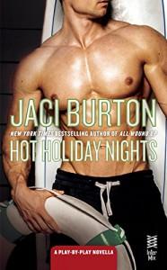 Hot Holiday Nights (Play-By-Play Novella, A) - Jaci Burton
