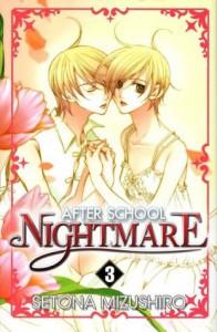 After School Nightmare, Volume 3 - Setona Mizushiro