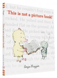 This Is Not a Picture Book! - Sergio Ruzzier