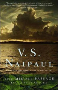 The Middle Passage - V.S. Naipaul