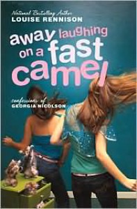 Away Laughing on a Fast Camel  - Louise Rennison
