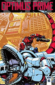 Optimus Prime #6 - John Barber, Kei Zama