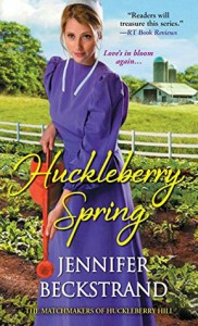 Huckleberry Spring - Jennifer Beckstrand