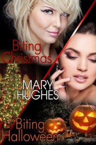 Biting Holiday Honeymoons - Mary Hughes