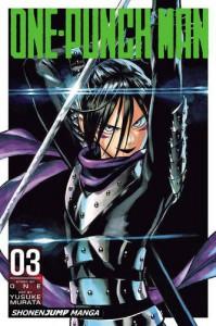 One-Punch Man, Vol. 3 - ONE, Yusuke Murata