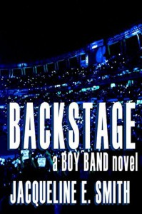 Backstage (Boy Band) (Volume 2) - Jacqueline Smith