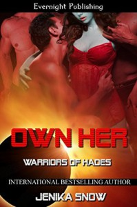 Own Her - Jenika Snow