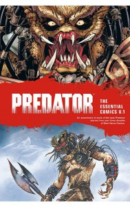 Predator - The Essential Comics Vol.1 - Mark Verheiden, Chris Warner, Ron Randall