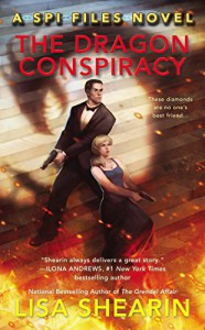 The Dragon Conspiracy (SPI Files) - Lisa Shearin