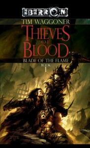 Thieves of Blood - Tim Waggoner