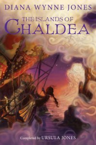 The Islands of Chaldea - Diana Wynne Jones, Ursula Jones