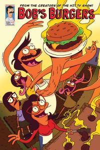 Bob's Burgers #1 - Frank Forte, Rachel Hastings