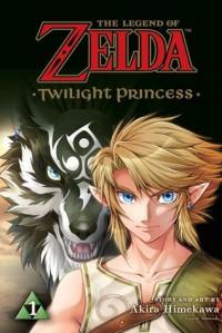 The Legend of Zelda: Twilight Princess - Akira Himekawa