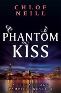Phantom Kiss - Chloe Neill