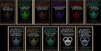 The Wheel of time series by Robert Jordan (1-11) - Robert Jordan