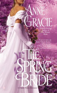The Spring Bride - Anne Gracie