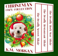 Christmas Cozy Collection (Cozy Mystery) - K.M. Morgan