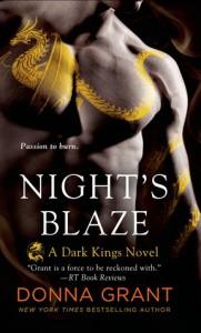 Night's Blaze - Donna Grant