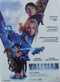 Valerian i Miasto Tysiąca Planet (film + książka) - praca zbiorowa