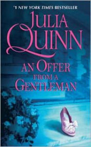 An Offer from a Gentleman (Bridgerton Series #3) -
