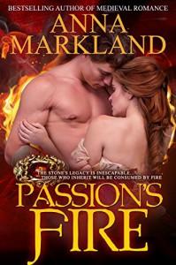Passion's Fire - Anna Markland