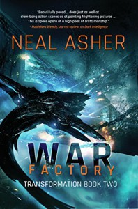 War Factory - Neal Asher