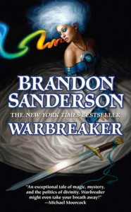 Warbreaker - Brandon Sanderson