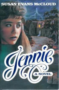 Jennie A Novel - Susan Evans McCloud