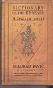 Dictionary of the Khazars: A Lexicon Novel (Male Edition) - Milorad Pavić
