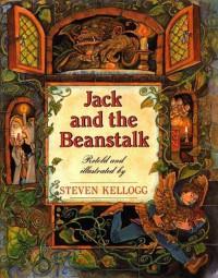 Jack and the Beanstalk - Steven Kellogg