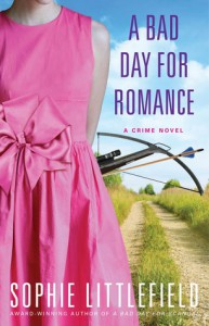 A Bad Day for Romance (Bad Day, #5) - Sophie Littlefield