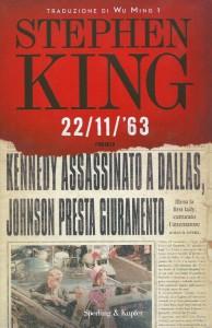 22.11.63 - Stephen King, Wu Ming 1