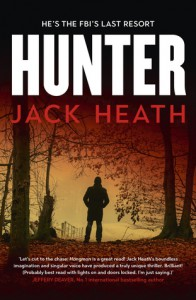 Hunter  - Jack Heath