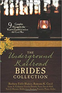 The Underground Railroad Brides Collection - Debby Mayne, Lynn A. Coleman, Ramona K. Cecil, Penny Zeller, Barbara Tifft Blakey, Darlene Panzera, Patty Smith Hall, Terri J. Haynes, Dowdy,  Cecilia