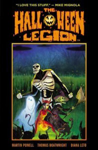 The Halloween Legion: The Great Goblin Invasion - Diana Leto, Patrick Thorpe, Thomas Boatwright, Martin Powell