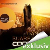 Control - Daniel Suarez, Uve Teschner, Argon Verlag