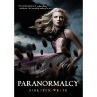 Paranormalcy (Paranormalcy, #1) - Kiersten White