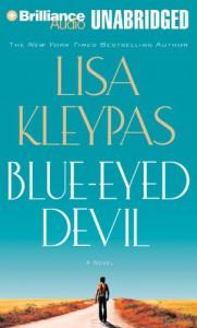 Blue-Eyed Devil (Travises, #2) - Lisa Kleypas