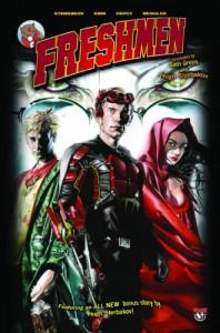 Freshmen Volume 1 - Hugh Sterbakov, Leonard Kirk, Seth Green