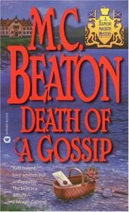Death of a Gossip - M.C. Beaton