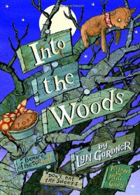 Into the Woods - Lyn Gardner, Mini Grey